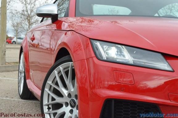 Audi TTS 2.0 TFSI quattro S-Tronic (5)