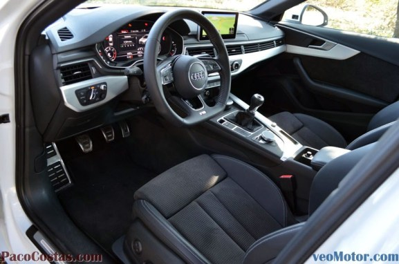 Audi A4 Sport 2.0 TDI 150cv (49)