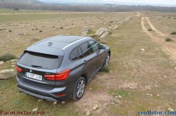 BMW X1 sDrive 18d 150cv Automatico (21)
