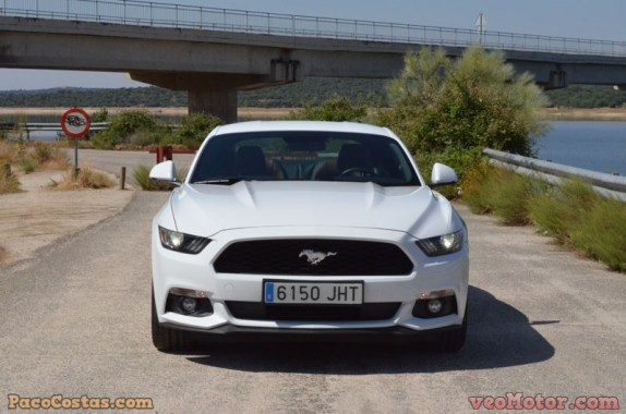 Ford Mustang 3.3 EcoBoost Fastback (4)