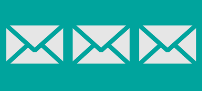 how to add an email to a post