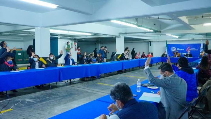 Aprueba PAN método de selección de candidaturas para proceso electoral 2021