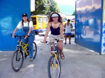 Paseo En Bicicleta En El Rio Actopan Veracruz