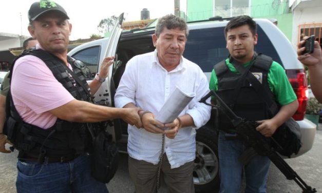 Detienen a Óscar Sánchez Tirado en Sinaloa, ex funcionario de SSP de Veracruz