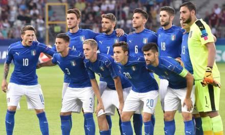 ¡Italia fuera del Mundial Rusia 2018!