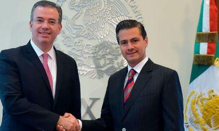 Nombran a Alejandro Díaz de León Carrillo gobernador del Banco de México.