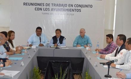 Inversión millonaria a la carretera estatal Tuxpan-Tamiahua: Tuxpan