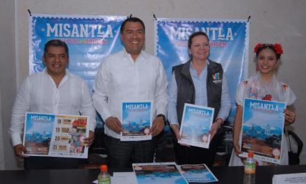 """Conmemorará Misantla su 454 aniversario con el evento """"Misantla, Festival de Origen"""":Regional"""