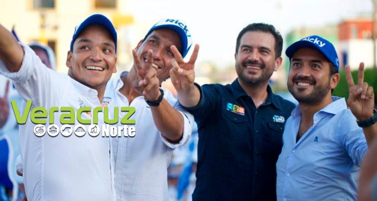 Seré el Gobernador de los jóvenes: Miguel Ángel Yunes Márquez