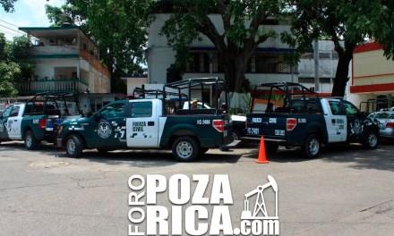 Se va Fuerza Civil de Poza Rica