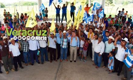 Ricardo Anaya, la mejor opción para México: Jesús Guzmán