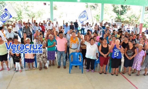 Promoverá Jesús Guzmán acceso a los bienes y servicios