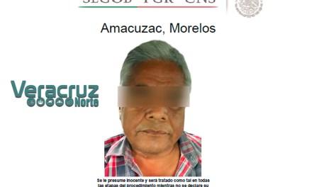 Detienen a candidato de Morena a alcaldía de Amacuzac, Morelos, por vínculos con el narco