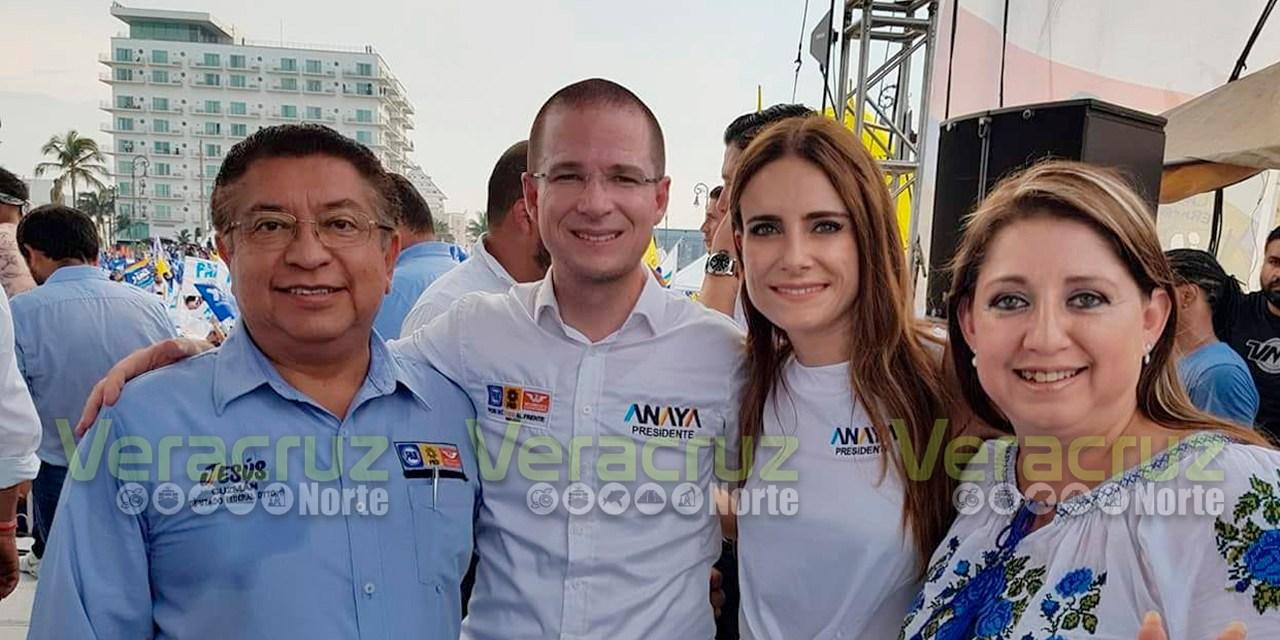 Yunes Márquez, la mejor opción para gobernar Veracruz