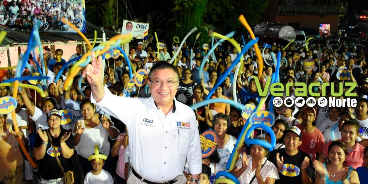 Seré un diputado cercano al pueblo: Jesús Guzmán