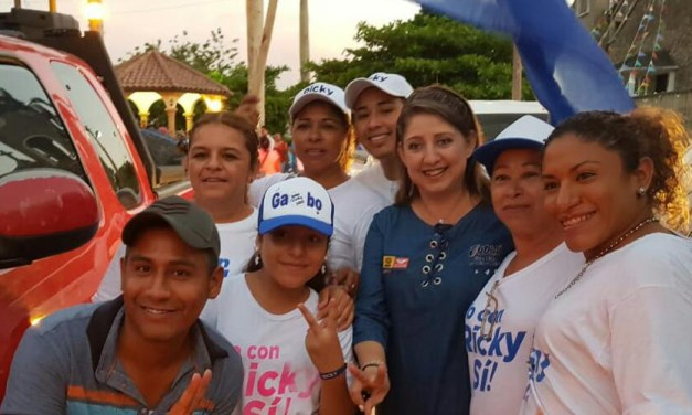 Tengo experiencia y conocimiento de mi distrito: Judith Pineda