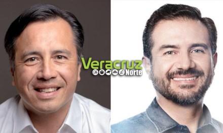 Yunes, Con Cinco Puntos Sobre Cuitláhuac García