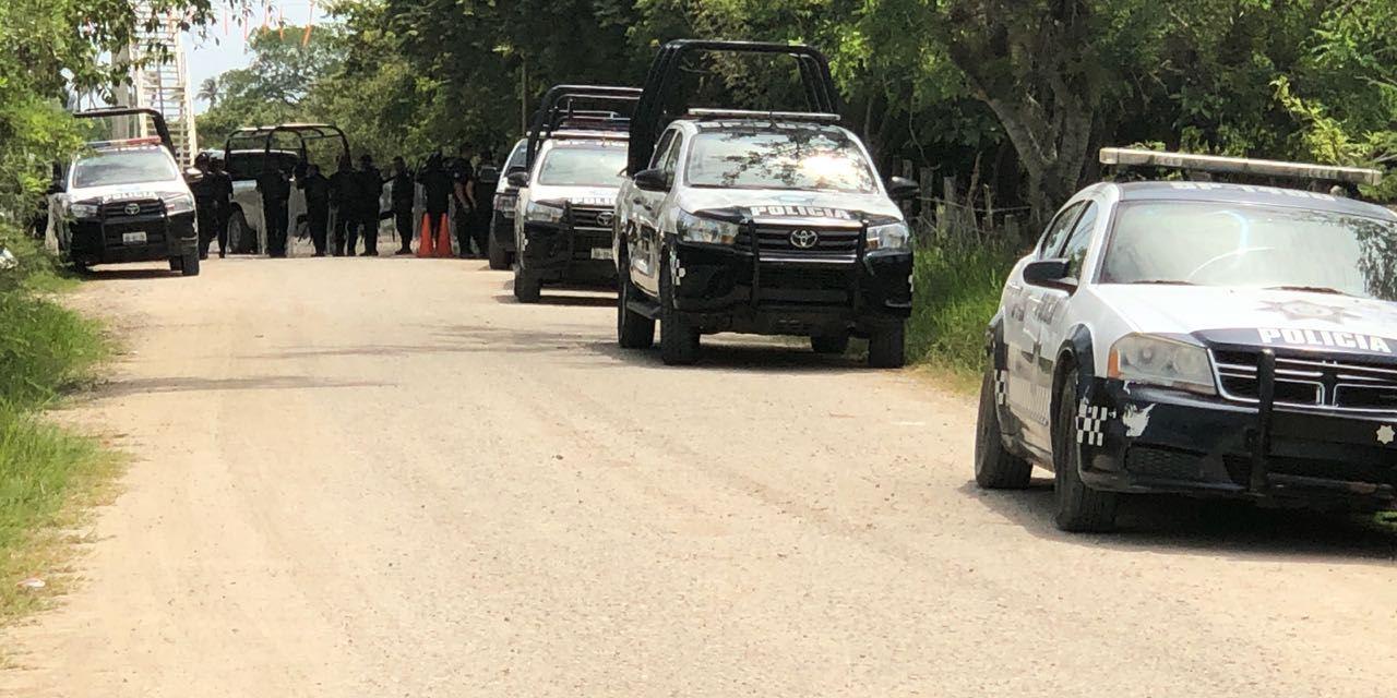 Batalla campal en Barra de Corazones