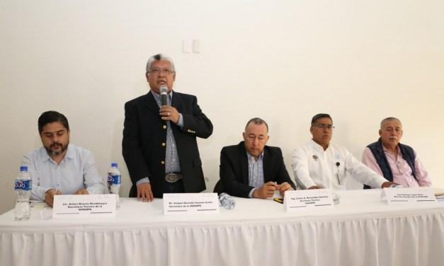 Nuestro compromiso, familias que presentan rezago alimentario: Guzmán Avilés