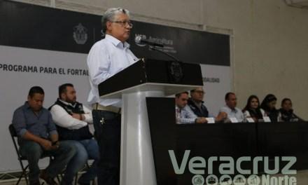 Se instala en Coatepec primer Tianguis Agropecuario 2018