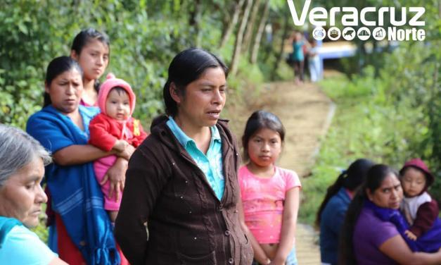 Apoya Sedarpa a mujeres productoras de la sierra de Zongolica