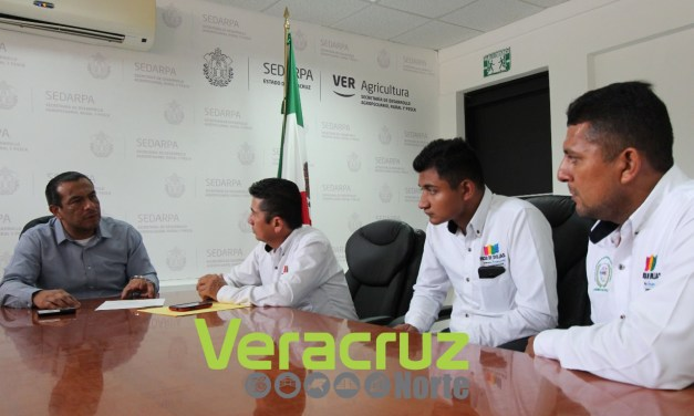 Atiende Sedarpa a funcionarios de Paso de Ovejas