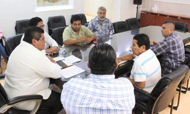 Acuerdos para regularizar diversos establecimientos