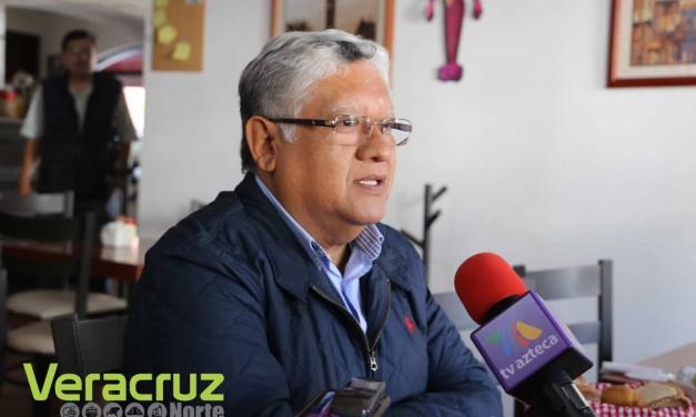 Mi compromiso el empoderamiento de los militantes: Joaquín Guzmán