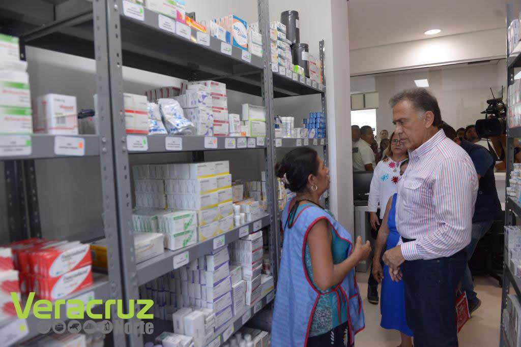 farmacia de clinica, yunes