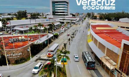 «Reconstruimos integralmente la Avenida Urano de Boca del Río»: Gobernador Yunes