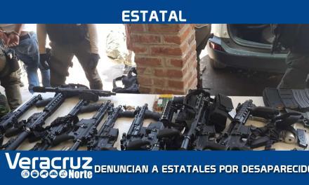 """Esposa denuncia que policías estatales mantienen en calidad de """"desaparecido"""" a su marido"""