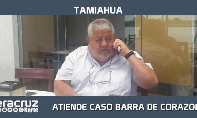 Andrés Manuel Atiende Caso BARRA DE CORAZONES