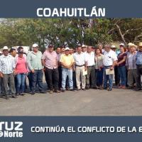 CONTINÚA EL CONFLICTO DE LA ESCUELA PRIMARIA LUIS DONALDO