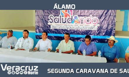 SEGUNDA CARAVANA DE SALUD EN TIERRA BLANCA