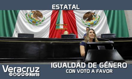 Con voto a favor reivindica PAN su lucha histórica por la igualdad de género