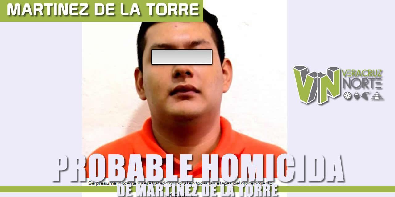 Obtiene Fiscalía Regional Xalapa imputación contra probable homicida, en Martínez de la Torre