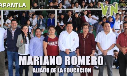 mariano romero aliado de la educación