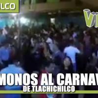 ¡VÁmonos al CARNAVAL de TLACHICHILCO!