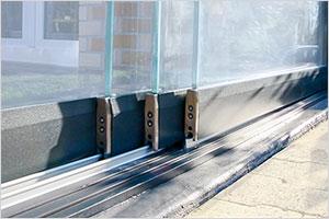 fermeture et protection de balcon en