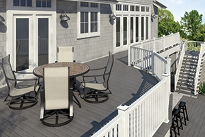 Frequently Asked Questions Veranda Composite Railing | Veranda Traditional Stair Railing | Ebay | Porch Railing | Porch Deck | Deck Stair | Composite Decking