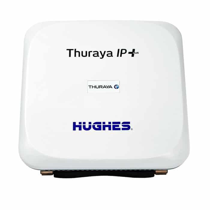 Thuraya IP+ Hughes