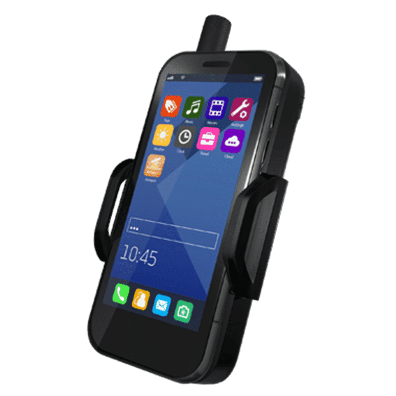 Thuraya Satsleeve+ side 3