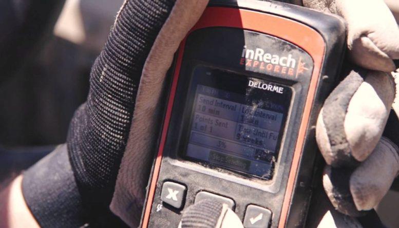 Telefono por satelite