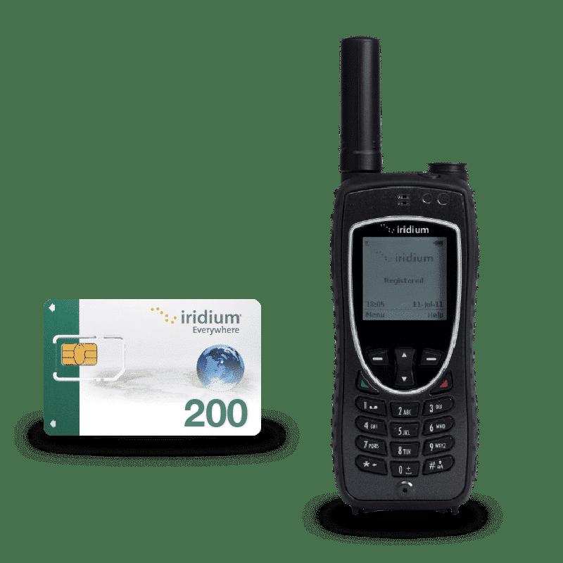 """El Iridium 9575 Extreme es lo último en comunicaciones móviles fiables. Es el más reciénte lanzamiento de Iridium con nuevas características y funciones. Nace como el más pequeño y con más funcionalidades de los que Iridium ha sacado al mercado hasta el momento. Es resistente a la humedad y a los golpes. *Recuerde que necesita un Plan para el Servicio, escoja un Plan en """"Planes y Recargas"""" y después en """"Planes Iridium""""."""