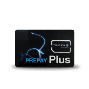Thuraya prepay plus