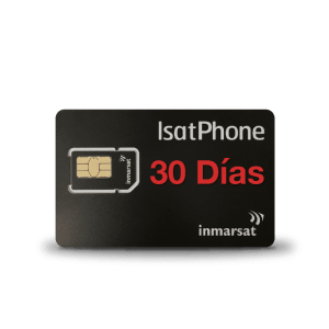 inmarsat isatphone 30 days