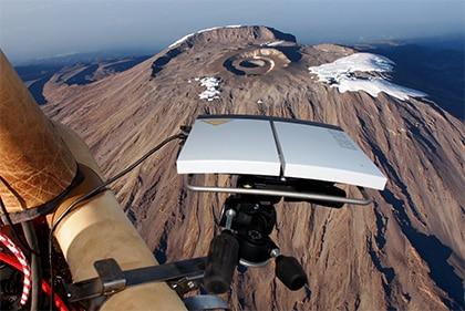 Kilimanjaro Experience, expédition 14 jours à bord de 7 montgolfières