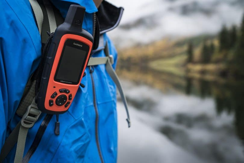 La nouvelle technologie satellite Global InReach® de Garmin.