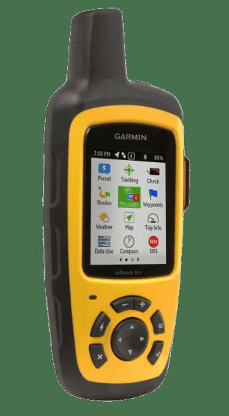 GPS de montaña Garmin