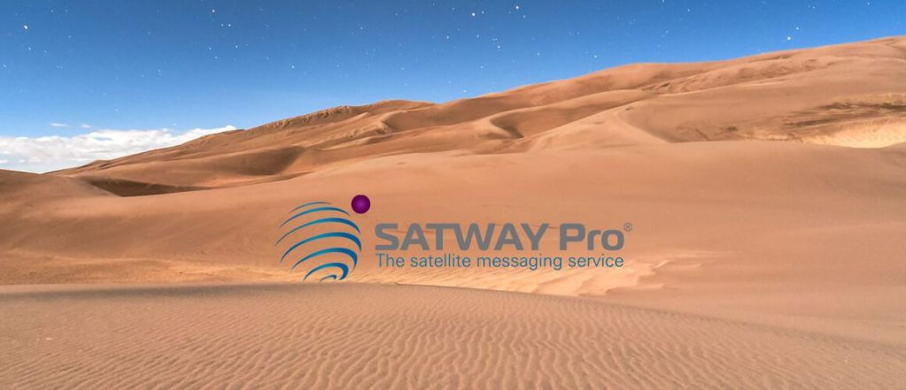 Satway Pro: The Satellite Messaging Service